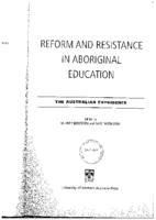 Seeding success : getting started teaching Aboriginal studies effectively