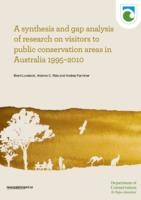 A Synthesis and Gap Analysis of Research on Visitors to Public Conservation Areas in Australia 1995–2010