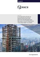 A Comparative Study of Construction Cost and Commercial Management Services in the UK and China