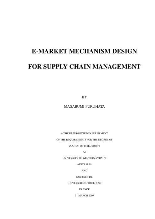 Return On Risk Managment FINAL pdf  supply chin management of automobiles Etusivu